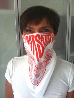 Marie-Arlette Carlotti / Marsatac 2010