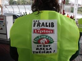 solidarité avec Fralib