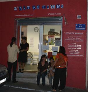Portes Ouvertes Consolat - Marie-Arlette Carlotti